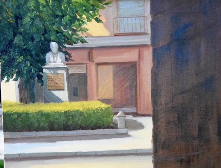 III Certamen Nacional de Pintura Rápida 201812