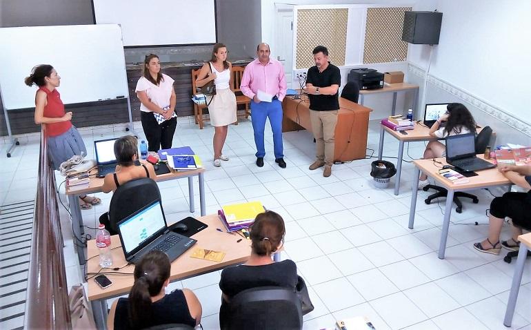 Pozuelo de Calatrava promueve el desarrollo turístico local, y el empleo, a través de un taller de Promoción turística local e información al visitante