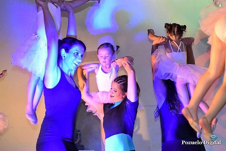 ballet y danza contemporanea en la 34 semana cultural de pozuelo de calatrava