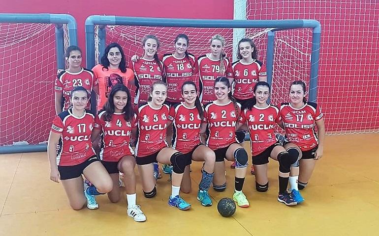 El Soliss BM Pozuelo juvenil femenino disputa este fin de semana la fase final del Trofeo Diputación en Pedro Muñoz