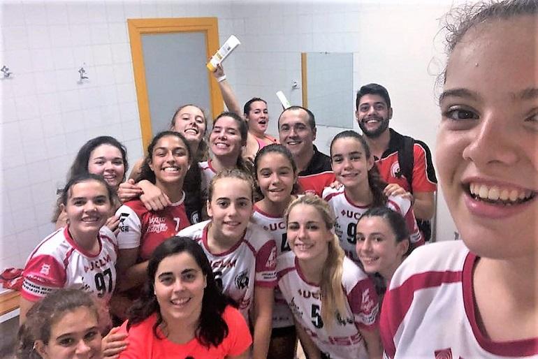 Soliss BM Pozuelo Juvenil Femenino Campeonas del Trofeo Diputación 2018