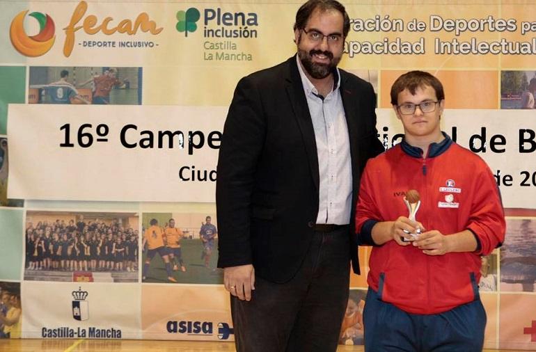 FECAM celebró este fin de semana en Ciudad Real el XVI Campeonato Regional de Baloncesto