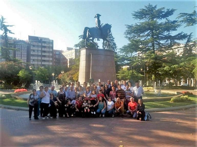 Granátula de Calatrava y Logroño unidos por el 225 Aniversario del nacimiento del General Espartero