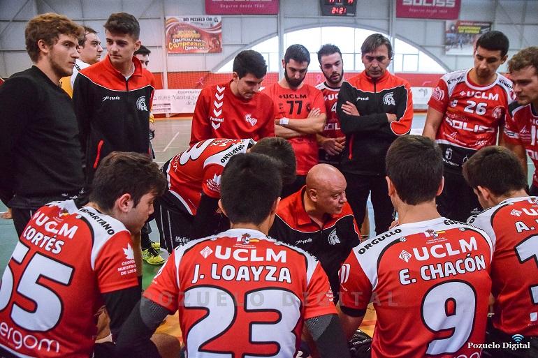 El Soliss BM Pozuelo Senior Masculino continúa su racha ascendente con un pleno de victorias en la Segunda División Territorial
