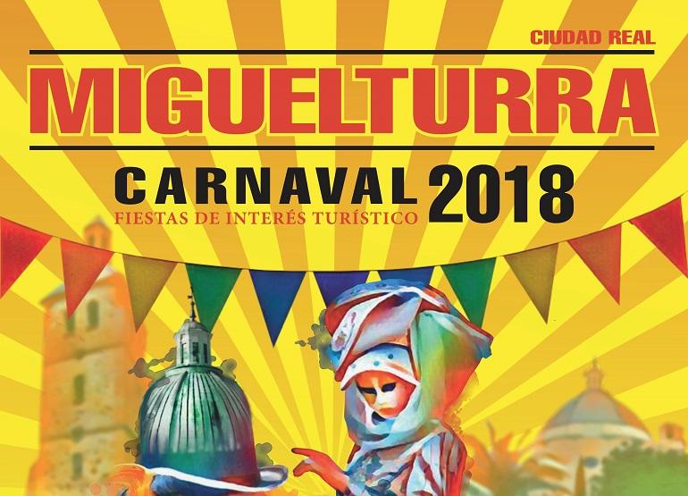 Miguelturra Convocado el Concurso del Cartel Anunciador del Carnaval 2019