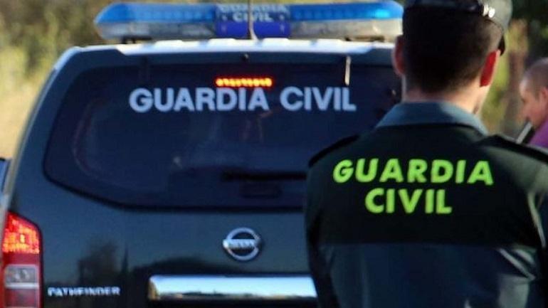 Miguelturra Cuatro jóvenes pillados in fraganti por la Guardia Civil robando en un chalet