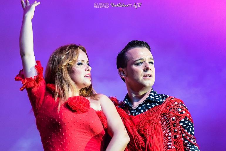 Laura García y Juan Carlos Ledesma