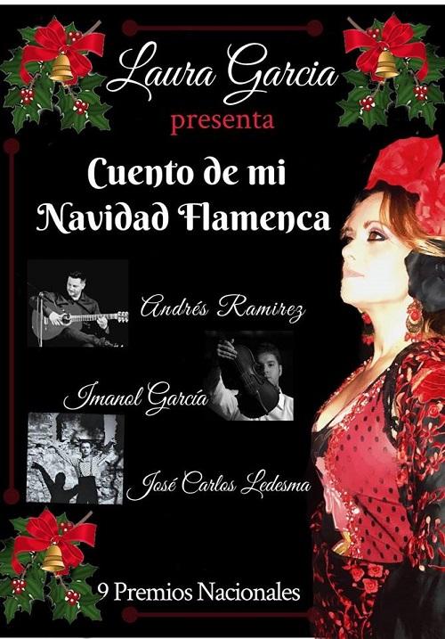 Laura Garcia Cuento de mi Navidad Flamenca