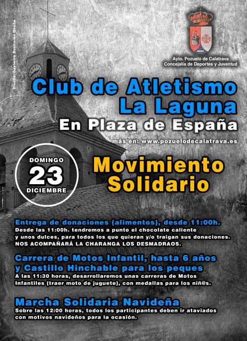 Movimiento Solidario 2018 Pozuelo de Calatrava