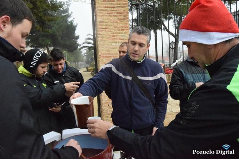 Pozuelo de Calatrava El Concierto de Navidad y el Movimiento Solidario del Club Atletísmo La Laguna centran las actividades de este fin de semana navideño