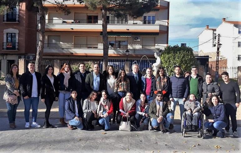 Pozuelo de Calatrava Sara Hervás elegida presidenta de Nuevas Generaciones del PP tras el Congreso Local celebrado este fin de semana