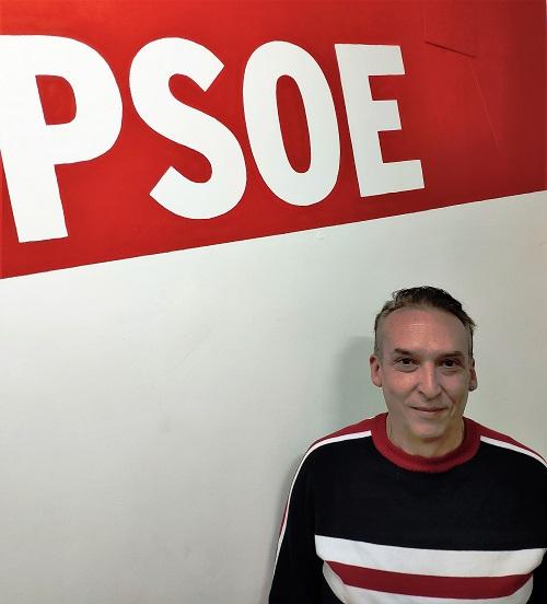 Luis Hornero Delgado PSOE Pozuelo Cva
