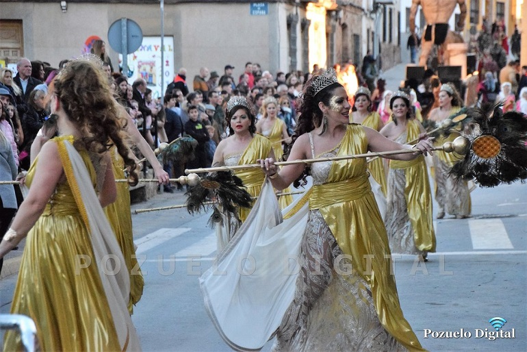 Desfile de Carnaval Pozuelo de Calatrava