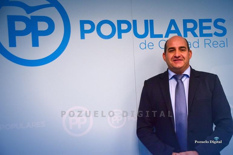 Julian Triguero Calle, alcalde popular de Pozuelo de Calatrava