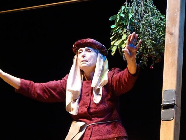 Pozuelo de Calatrava La compañía daimileña Molto Vivace representa este sábado su último trabajo, La Celestina, en versión musical
