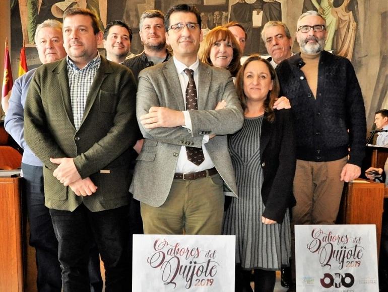 Sabores del Quijote 2019 de la Diputación Provincial de Ciudad Real