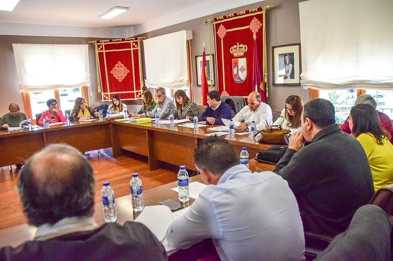 El Ayuntamiento de Pozuelo de Calatrava ha acogido el último Pleno de la Mancomunidad del Campo de Calatrava de esta legislatura