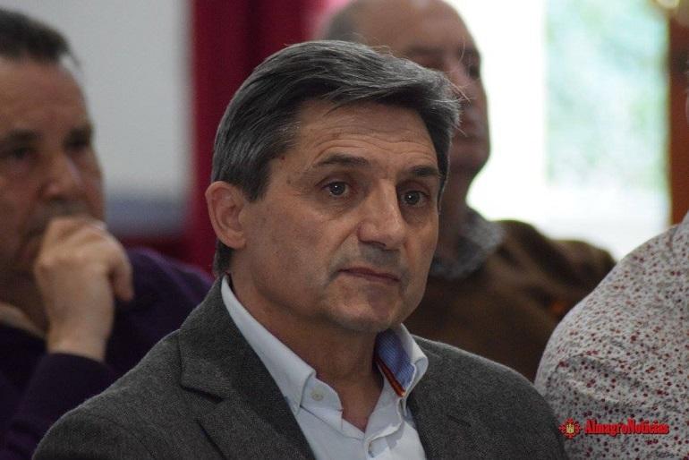 Genaro Galán de Ciudadanos Almagro será candidato al Senado por la provincia de Ciudad Real