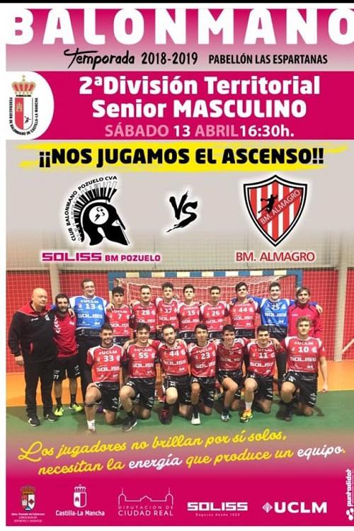 Ultimo Partido de los Play Off de Ascenso a la Primera División Territorial