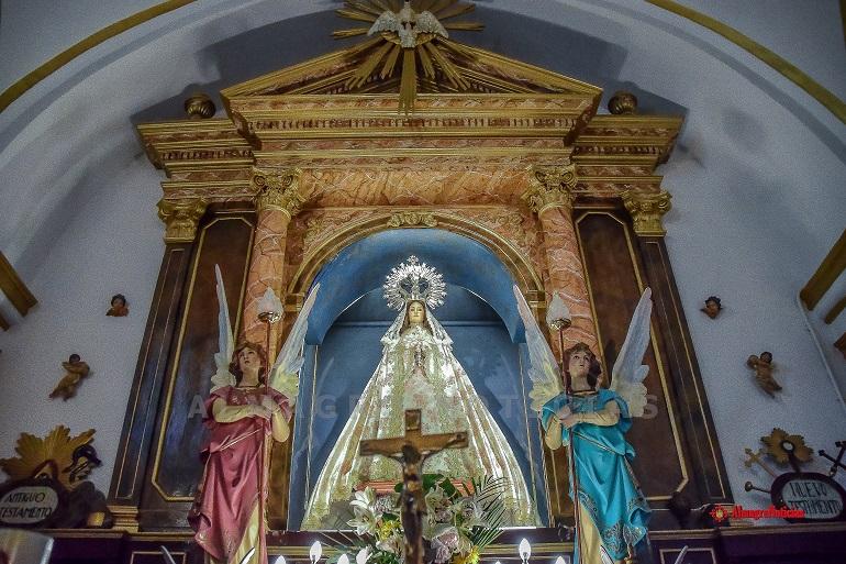 Carrión de Calatrava celebra este fin de semana la romería en honor a su patrona la Virgen de la Encarnación