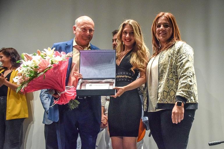 """La Gala Benéfica """"Palomy y Amigos"""" en homenaje a la finalista de """"La Voz"""" reunió a un importante elenco de artistas en Pozuelo de Calatrava"""