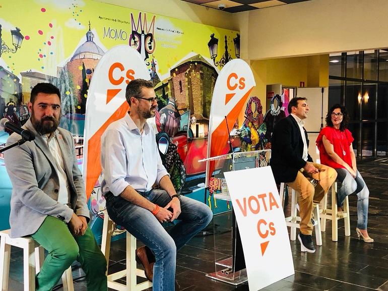 Miguelturra Presentación pública de la candidatura de Ciudadanos Miguelturra