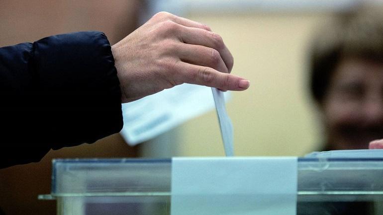 Pozuelo de Calatrava Casi la mitad de los electores pozueleños ya han ejercido su derecho al voto a las dos de la tarde