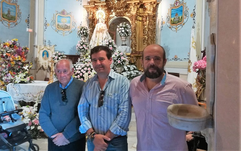 Ricardo Chamorro en la Romeria de la Virgen de los Santos de Pozuelo de Calatrava - copia