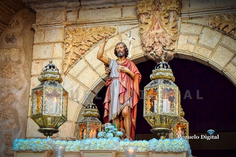 Festividad de San Juan Bautista, patrón de Pozuelo de Calatrava