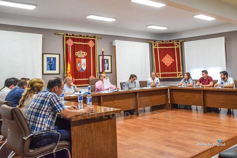 Nueva Corporacion Municipal en Pozuelo de Calatrava