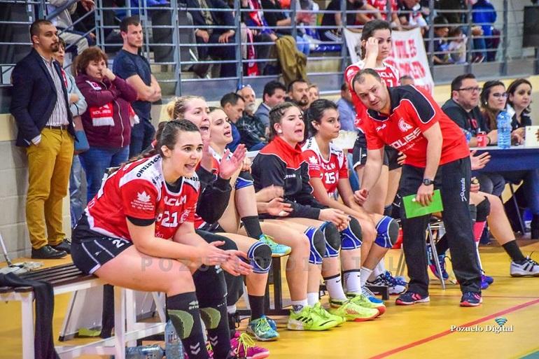 Nuevas renovaciones del Soliss BM Pozuelo para consolidar el equipo de cara a la nueva temporada