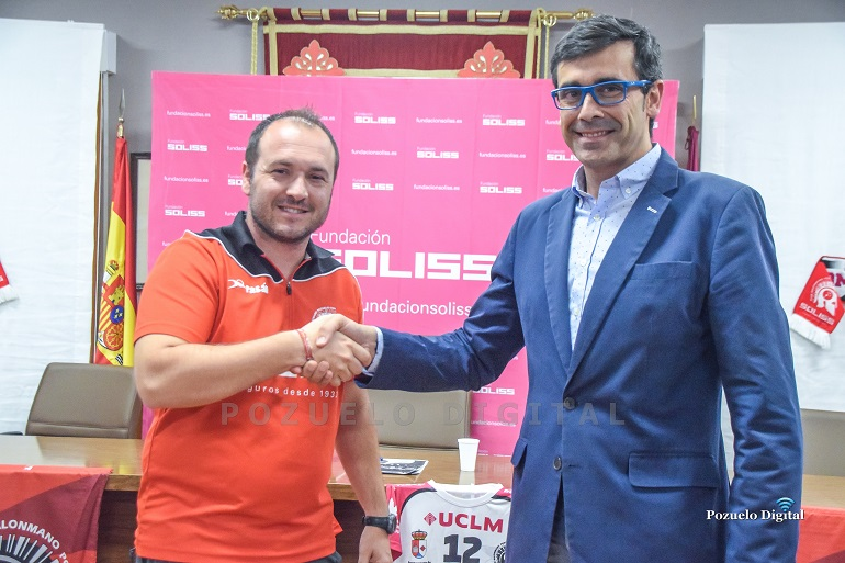 El BM Pozuelo seguirá contando para la próxima temporada con el sponsor de la Fundación Soliss
