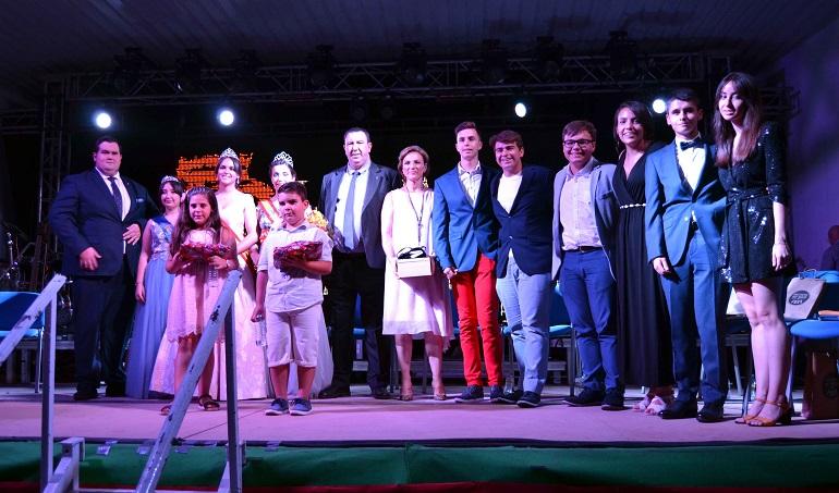 Granátula de Calatrava inauguró sus fiestas de verano en honor a Santiago, Santa Ana y San Pantaleón