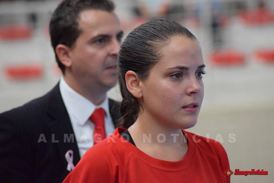 La pozueleña Mercedes Muñoz renueva una séptima temporada con el Almagro FSF