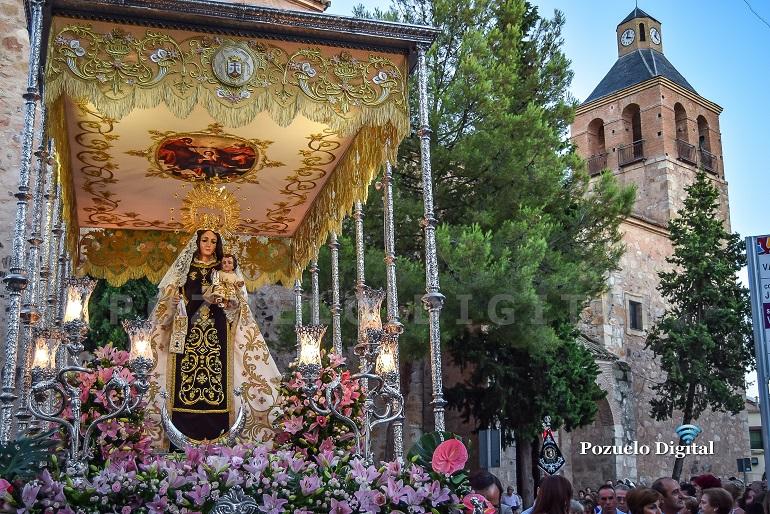 Pozuelo de Calatrava Programación Feria y Fiestas 2019 en honor a la Virgen del Carmen