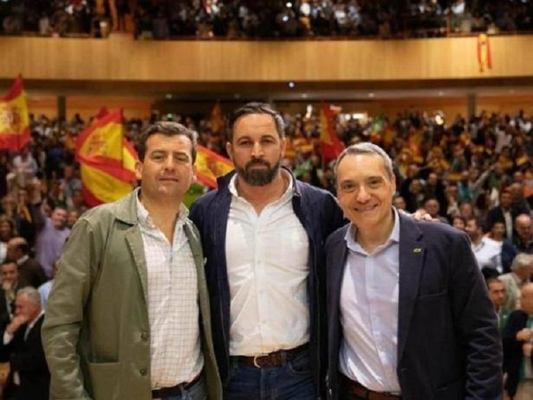 VOX verdadera oposición en Castilla-La Mancha