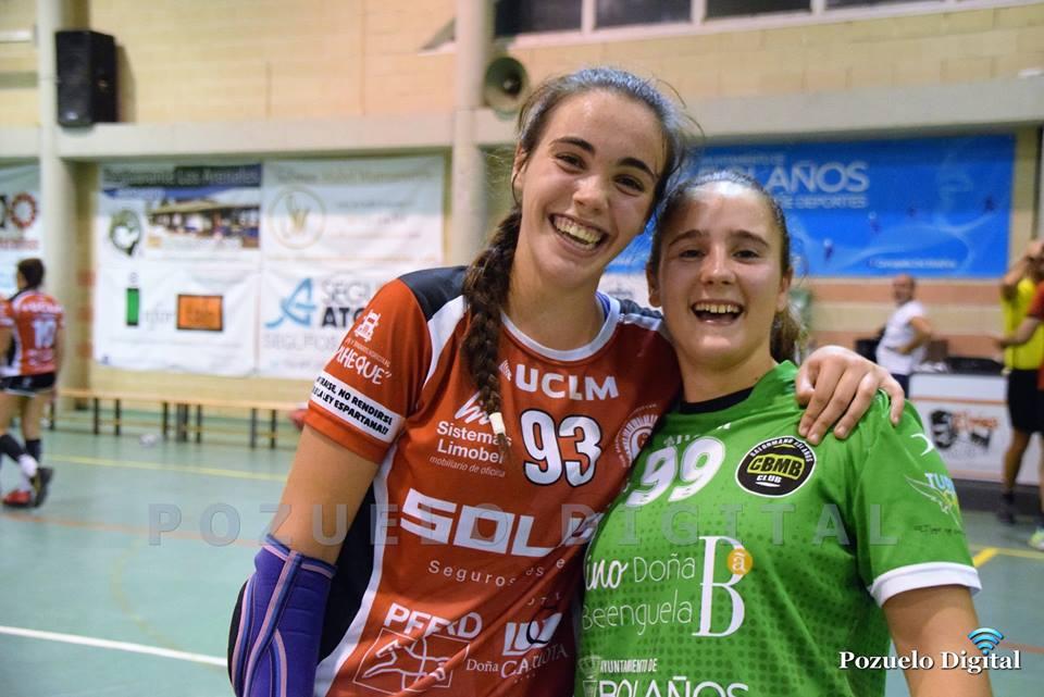 El Soliss BM Pozuelo y el BM Bolaños jugarán el 31 de agosto el Trofeo Diputación 2019 de Balonmano