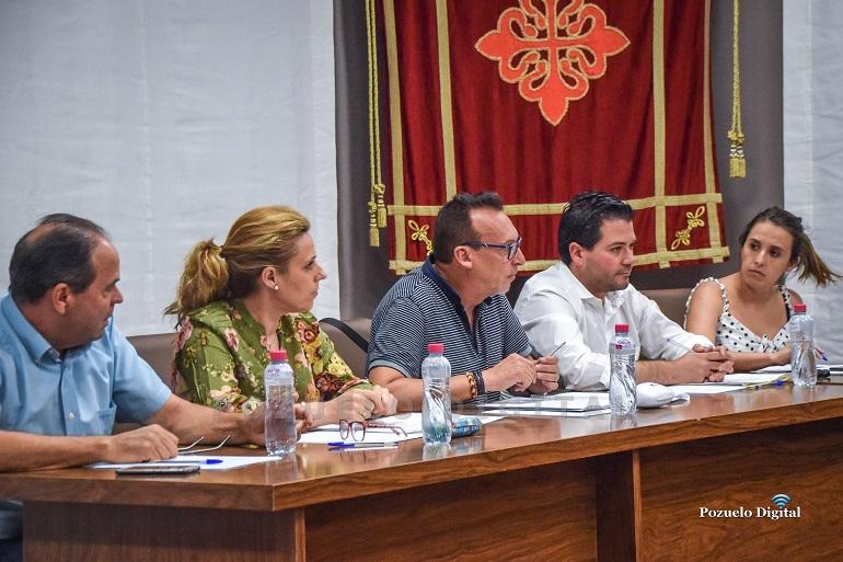 Pozuelo de Calatrava El PSOE solicita un pleno extraordinario para llevar a cabo medidas en materia de seguridad