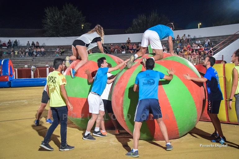 Pozuelo de Calatrava arrancó su 35 Semana Cultural con una nueva edición del concurso Humor Amarillo