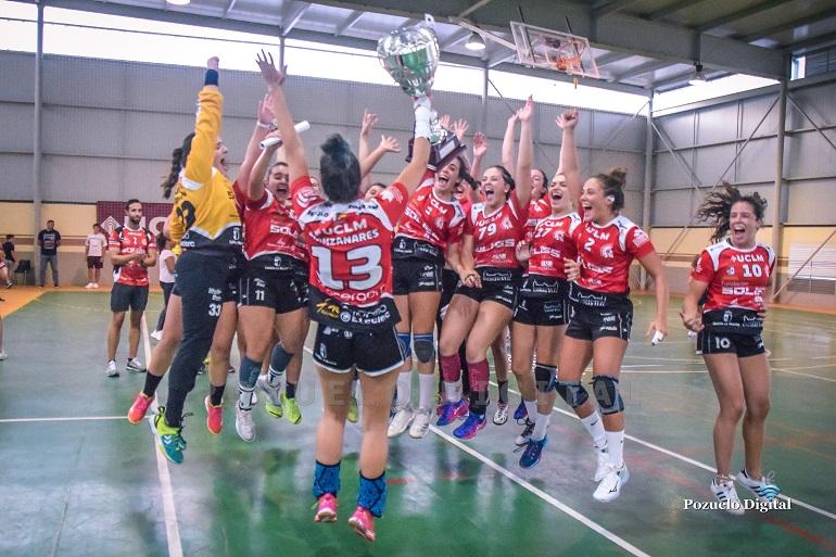El Pozuelo vence por primera vez al BM Bolaños y se proclama campeón del Trofeo Diputación 2019