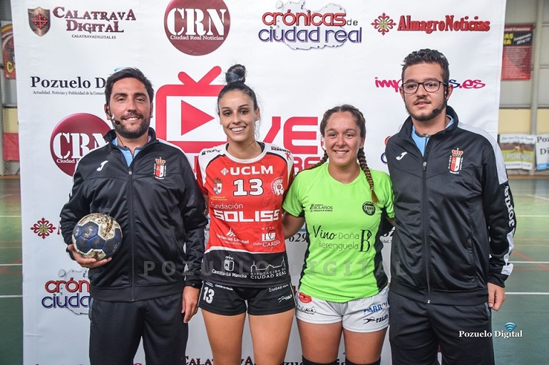 Este sábado arranca la liga frente al BM Bolaños en el Macarena Aguilar