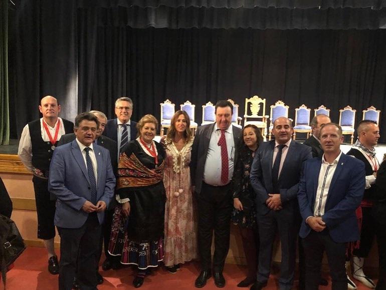 Inauguración Feria y Fiestas 2019 de Torralba de Calatrava