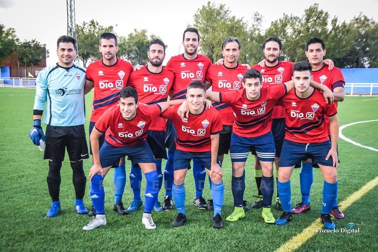Pozuelo CF Pretemporada 2019