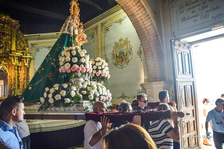 Romeria Virgen de los Santos Sep19001