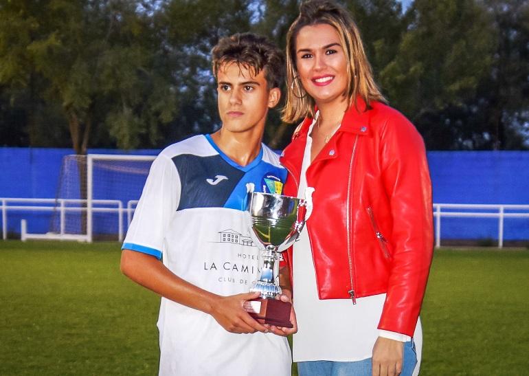 Sporting Torrenueva Campeón XXVIII Trofeo Pozo Concejo