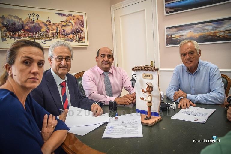 Firmado el Contrato Mixto de Servicios y Suministros Energéticos del Proyecto CLIME
