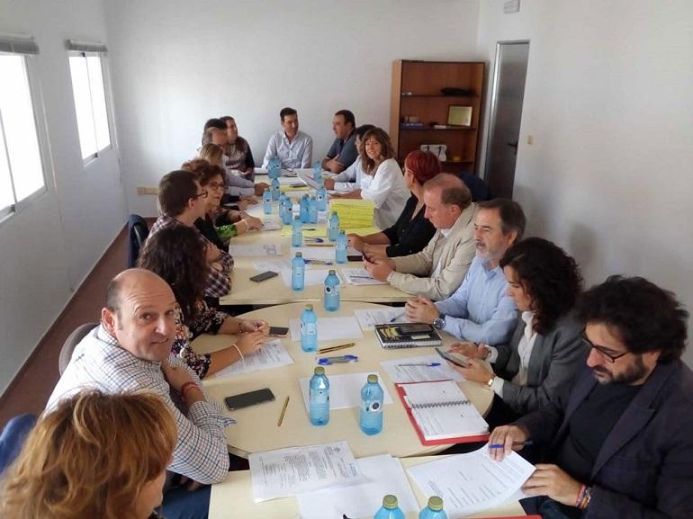 La Mancomunidad Campo de Calatrava estudia la posibilidad de incorporar nuevos servicios comarcales