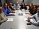 El PSOE de Pozuelo de Calatrava de reune con la Subdelegada del Gobierno en Ciudad Real