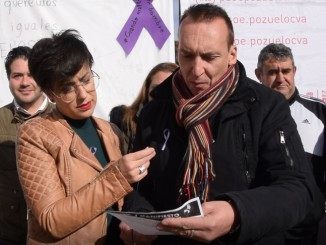 El PSOE de Pozuelo de Calatrava dice NO a la VIOLENCIA DE GÉNERO