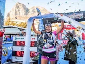 Gemma Arenas conquista la Copa de España de la Federación Española de Deportes de Montaña y Escalada (FEDME)